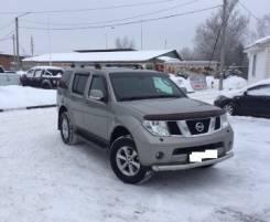Nissan Pathfinder. YD25