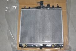 Радиатор охлаждения двигателя. Nissan Cube Cubic, BGZ11, YGZ11 Nissan Note, E11, NE11, E11E Nissan March, YK12 Nissan Cube, BZ11, YZ11 Двигатели: HR15...