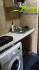 Гостинка, улица Адмирала Юмашева 12а. Баляева, агентство, 16 кв.м. Кухня