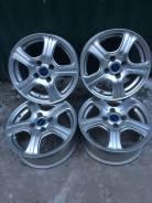Bridgestone FEID. 5.5x14, 4x100.00, 4x100.00, ET38, ЦО 73,0мм.