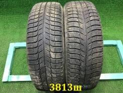 Michelin X-Ice Xi3. Зимние, без шипов, 2012 год, износ: 20%, 2 шт