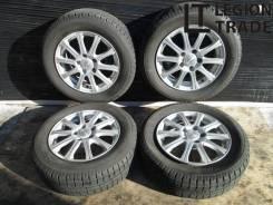 "Зима. Комплект колес 195/65R15 5x114,3 ET43 15x6JJ Toyo Garit GS. 6.0x15"" 5x114.30 ET43"