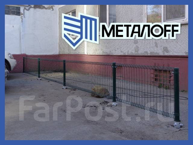 Заборы, ворота, ограждения.