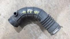 Патрубок воздухозаборника. Suzuki Jimny Wide, JB33W Двигатель G13B