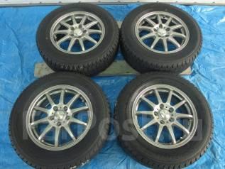 Колеса литье + резина 215/65R16. 6.5x16 5x114.30 ET40 ЦО 70,0мм.