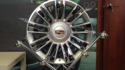 Cadillac. 9.0x22, 6x139.70, ET25, ЦО 78,1мм.