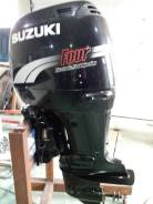 Suzuki. 115,00л.с., 4х тактный, бензин, нога L (508 мм), Год: 2005 год