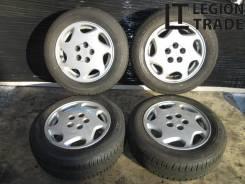 """Лето. Комплект колес 175/65R14 5x114,3 ET45 14x6J Goodyear GT065. 6.0x14"""" 5x114.30 ET45"""