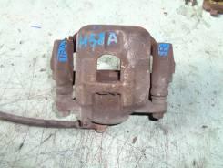 Суппорт тормозной. Mitsubishi Pajero Mini, H58A Двигатель 4A30