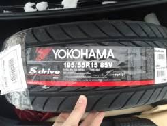 Yokohama S.Drive AS01. Летние, 2016 год, без износа, 1 шт