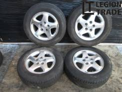 """Лето. Комплект колес 205/65R15 5x114,3 ET50 15x6JJ Pirelli P4. 6.0x15"""" 5x114.30 ET50"""