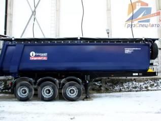 Grunwald. Самосвальный полуприцеп , 30 000 кг.