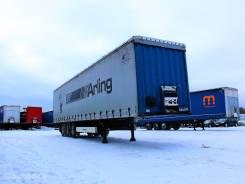 Krone. Полуприцеп Шторный 2011 г., 39 000 кг.