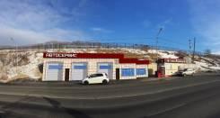 • Автосервис / Автомагазин / Выставка — 129 м2 / Первая линия. 129 кв.м., улица Днепровская 100, р-н БАМ