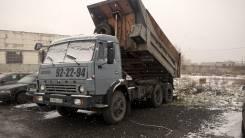 Камаз 55111. Продается грузовик КамАЗ 55111, 12 600 куб. см., 13 000 кг.