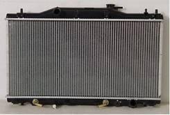 Радиатор охлаждения двигателя. Honda Integra, ABA-DC5, LA-DC5