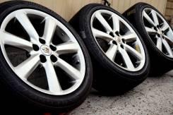 =Toyota-Crown-Athlete= R18 5x114 + Bridgestone 225-45-18 [VSE-4] 2048. 8.0x18 5x114.30 ET50