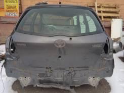 Дверь багажника. Toyota Yaris, SCP90, KSP90, NLP90 Двигатели: 1NDTV, 1KRFE, 2SZFE