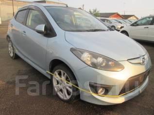 Mazda Demio. DE5SF, ZY