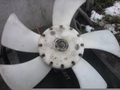 Вентилятор охлаждения радиатора. Nissan