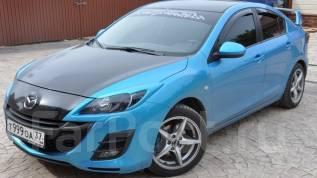 Накладка на фару. Mazda Mazda3, BL Mazda Mazda3 MPS, BL