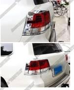 Накладка на стоп-сигнал. Toyota Land Cruiser, UZJ200W, J200, VDJ200, URJ202W, URJ200, URJ202
