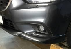 Клык бампера. Mazda Mazda6, GJ