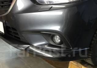 Клык бампера. Mazda Mazda6, GJ, GJ521, GJ522, GJ523, GJ526, GJ527