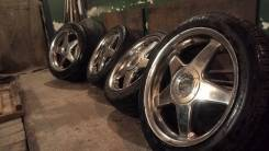 Продам колеса. 9.0x17 5x114.30 ET-36 ЦО 54,1мм.