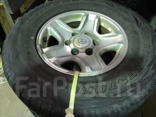 Bridgestone Blizzak DM-V1. Зимние, без шипов, 2009 год, износ: 50%, 2 шт