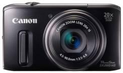 Canon PowerShot SX260 HS. 10 - 14.9 Мп, зум: 14х и более