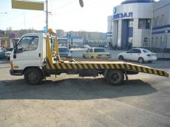 Hyundai HD65. Продать эвакуатор Hyundai, 3 300 куб. см., 3 000 кг.