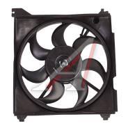 Вентилятор охлаждения радиатора. Hyundai Trajet Hyundai Sonata
