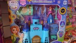 Кукольные замки.