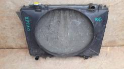 Радиатор охлаждения двигателя. Mazda Proceed Marvie, uvl6r, UVL6R Двигатель WL