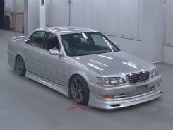 Toyota Cresta. механика, задний, 2.5 (280 л.с.), бензин, 105 тыс. км, б/п, нет птс. Под заказ