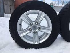 Зимний комплект колёс. 6.5x15 5x114.30 ET43