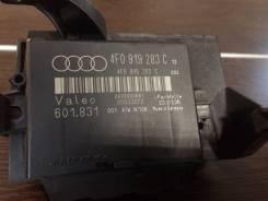 Блок управления парктроником. Audi A6, 4F2/C6, 4F5/C6