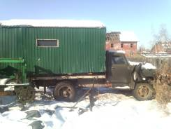 ГАЗ 52. Продам жилой теплый вагончик