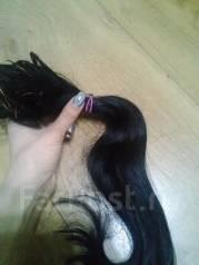 Продам волос натуральный черный