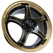 Sakura Wheels 395. 8.5x18, 5x114.30, ET35, ЦО 73,1мм. Под заказ