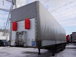 Schmitz. Продается полуприцеп борт-тент SPR 24/L-13.62 EB, 29 181 кг.