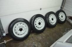 Зимние шипованные колеса на ниву. x16