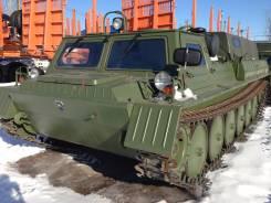 ГАЗ 34039. Снегоболотоход -23 гусеничный вездеход, 1 500 кг., 4 500,00кг.