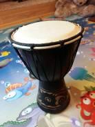Африканский барабан. С рубля.