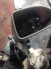 Зеркало заднего вида боковое. Honda Fit Aria, GD8 Двигатель L15A