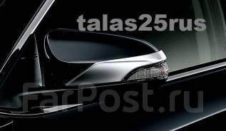 Накладка на зеркало. Toyota Venza, AGV10, AGV15, GGV10, GGV15 Двигатели: 1ARFE, 2GRFE