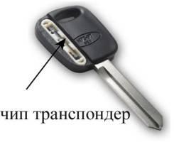 Чип-ключи.