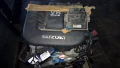 Двигатель. Suzuki Grand Vitara Suzuki Escudo Двигатель H27A