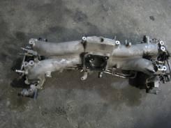 Коллектор впускной. Subaru Legacy B4 Subaru Legacy Subaru Impreza WRX Subaru Forester Двигатель EJ255